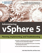A picture of the vSphere 5 book