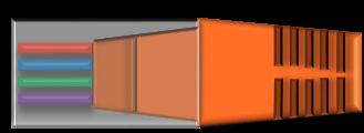network cable orange