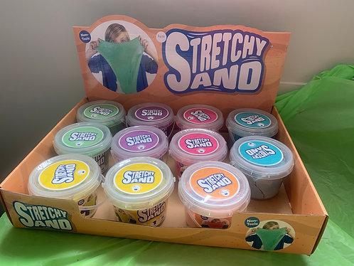 Stretchy Sand