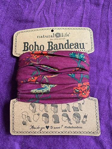 Headband Exotic Garden
