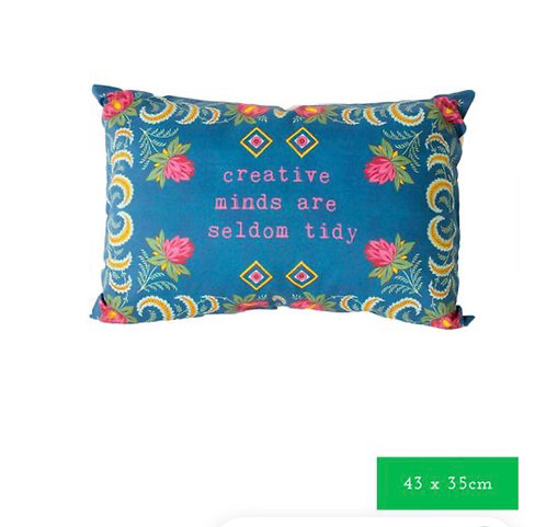 Creative Minds Cushion Cover