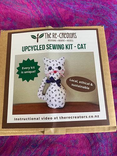 Upcycled Kitten Kit