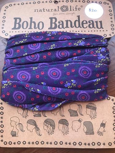 Headband - Purple Haze