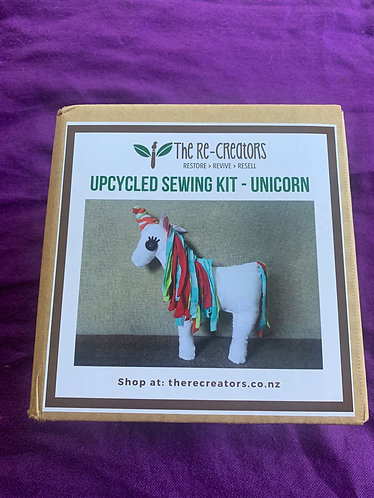 Upcycled Unicorn Kit