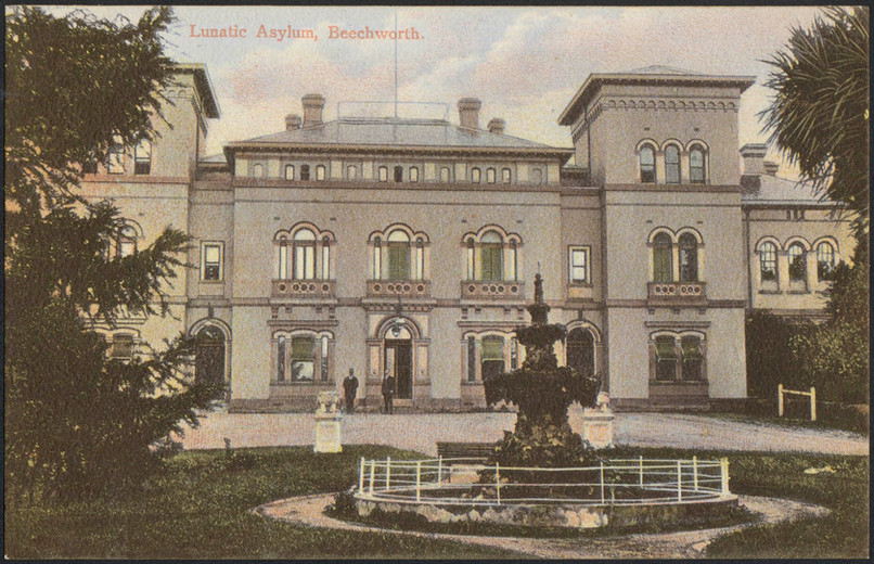 1906-09 Mayday Hills postcard