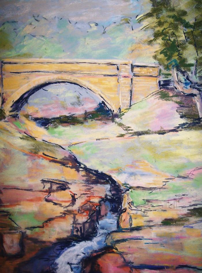 Newtown Bridge Beechworth