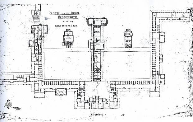 Mayday Hills main complex ca 1930