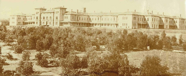 1870 administration building