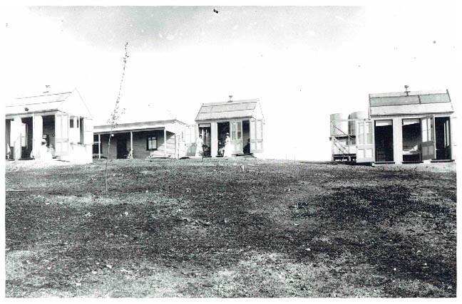 1900 nursing cottages Mayday Hills