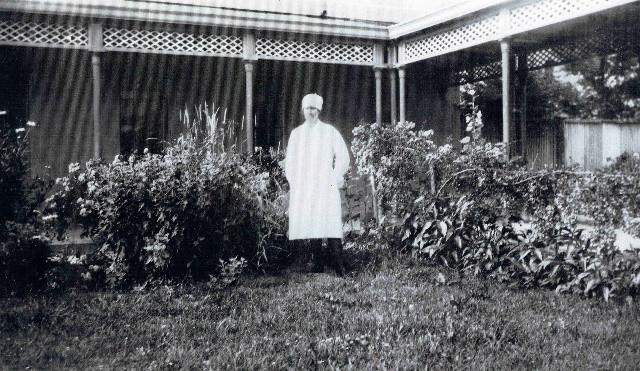 1934 nurse Mayday Hills