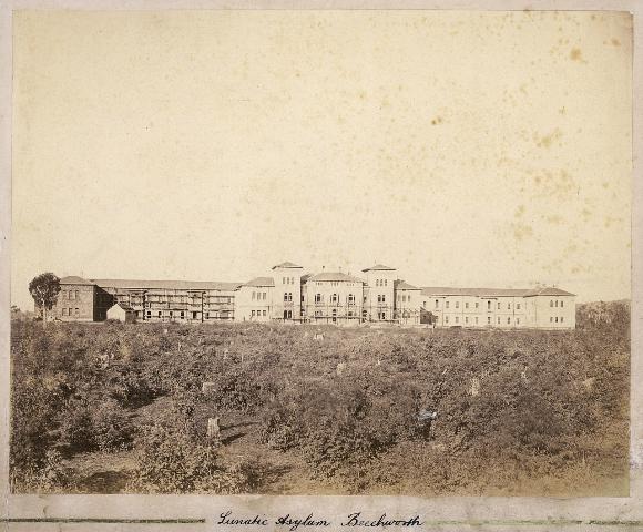 Mayday asylum, 1866