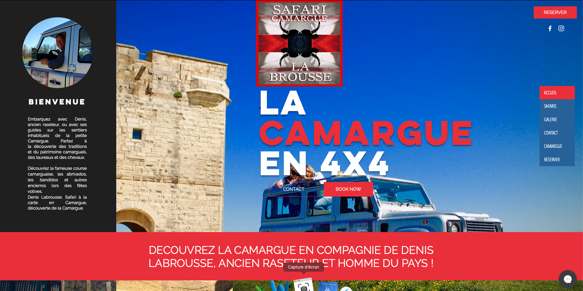 Safari Camargue Labrousse