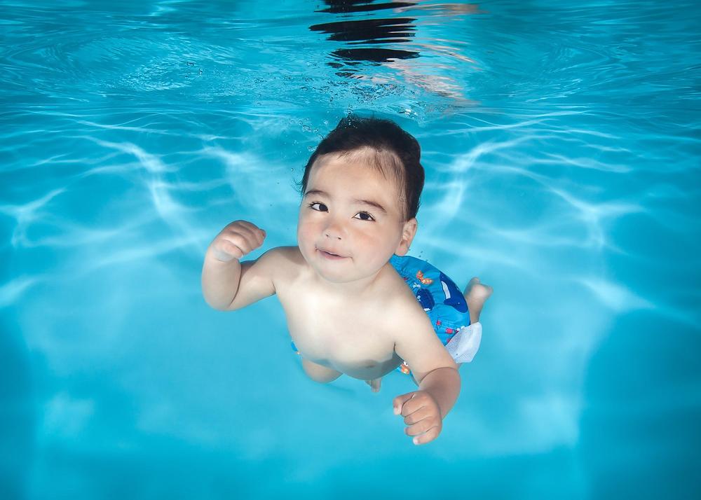 Swimming Children are Smarter Children