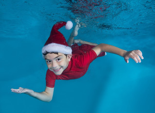 Give the Gift of Swim Lessons