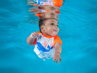 6 Benefits of Starting Swim Lessons Early