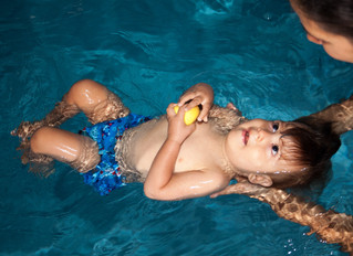 How Early Should your Child Start Swim Lessons?
