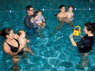 Why We Love Group Swimming Lessons