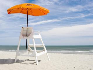 Sol, arena y mar: seguridad en la playa