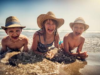 Observadores del agua: la importancia de la supervisión adulta en la playa