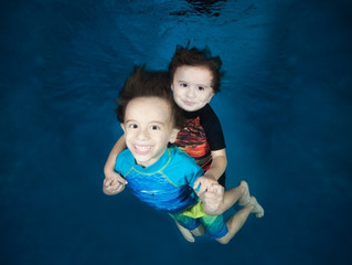 Summertime Fun Means Great Opportunities for Swimming Lessons