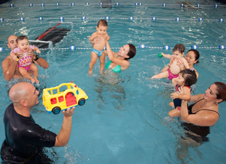 Swimming Teaches Kids to Be More Social