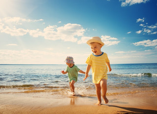 5 Beach Safety Tips to Discuss with Your Child