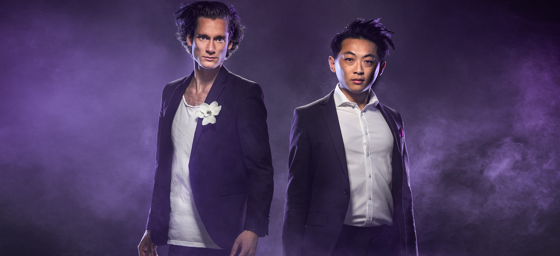 Magnus Holmander & David Huang