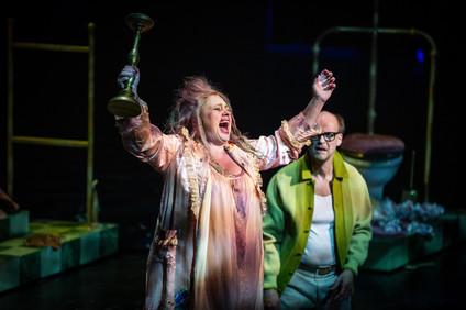 Häxorna i Eastwick, Cirkus 2019