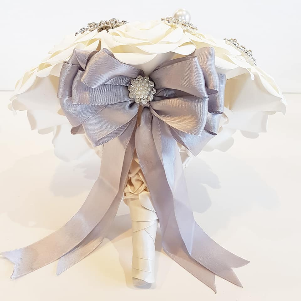 Paper flower Bouquet Wedding UK