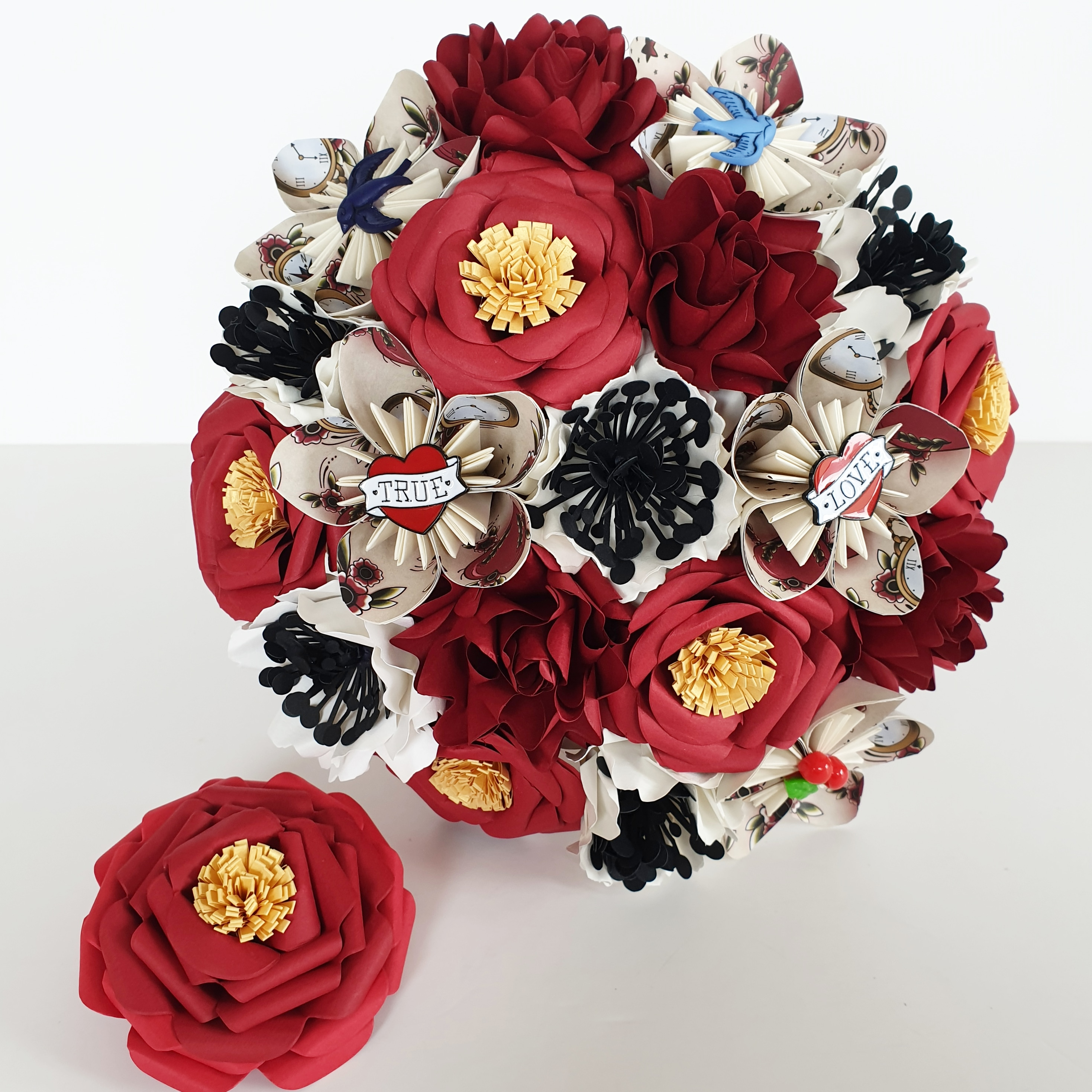 Paper Flower wedding