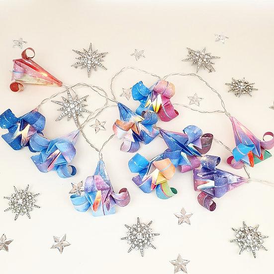Celestial Lily Fairy Light Garland