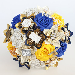 Harry Potter Hufflepuff Ravenclaw wedding theme