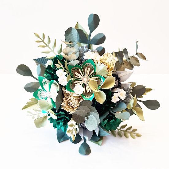 Harry Potter Green Bouquet