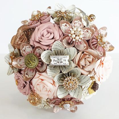 Harry Potter Wedding theme Bouquet