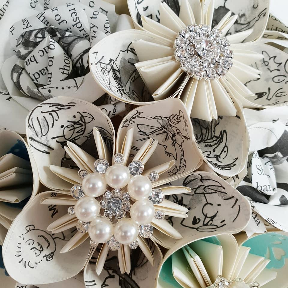 Matilda Roald Dahl bouquet