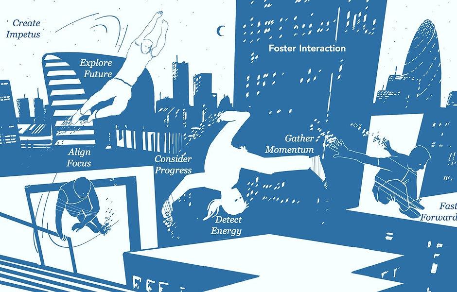 FreeRun Team Collaboration Framework by John Brooker