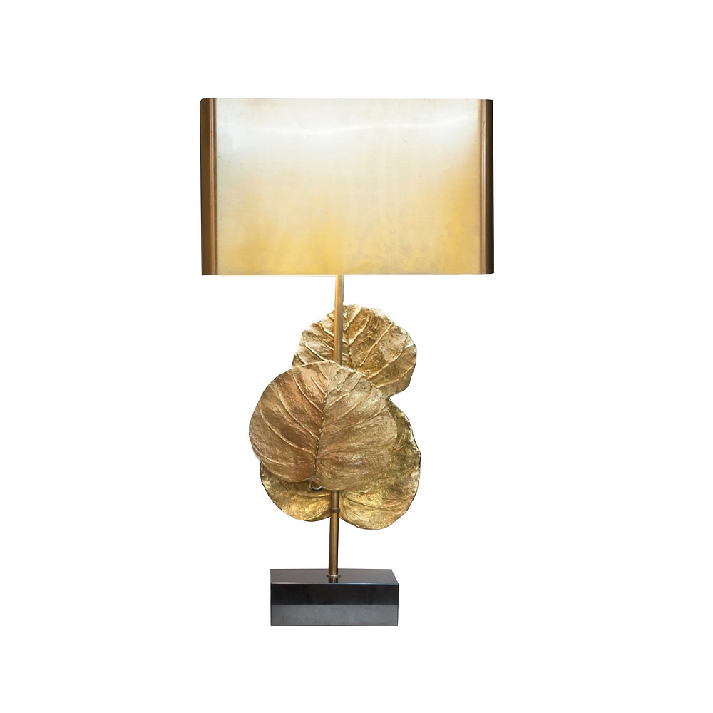 Maison Charles Model III Table Lamp 1978. Source: Pinterest