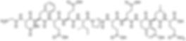 HIRUDYNA wzór chemiczny