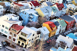 La belle Reykjavik