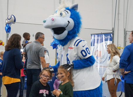 Colts Books for Youth by the Numbers