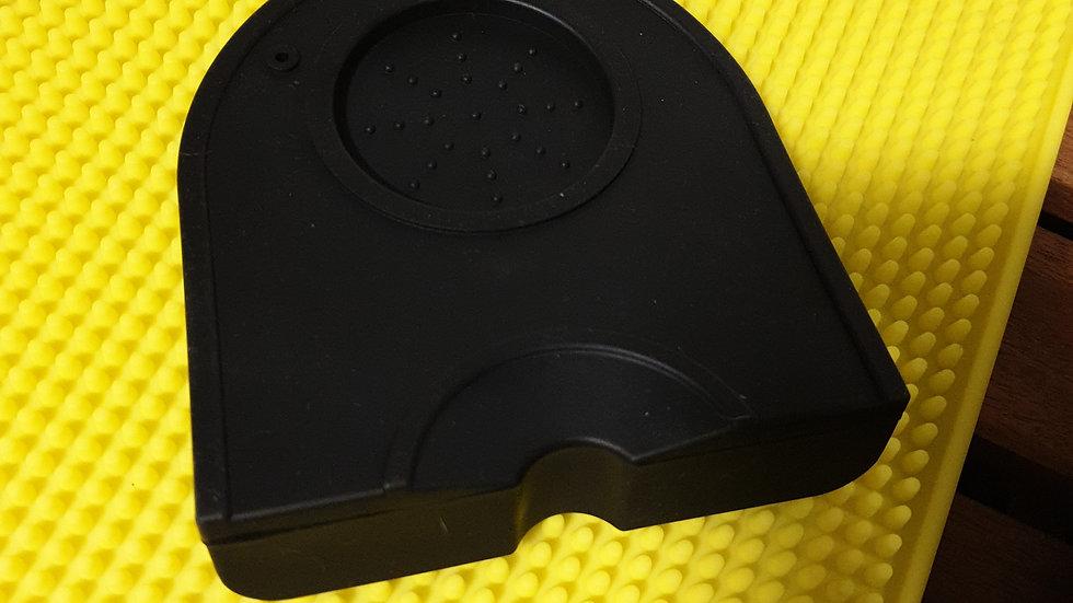 Black Silicon Tamping Mat