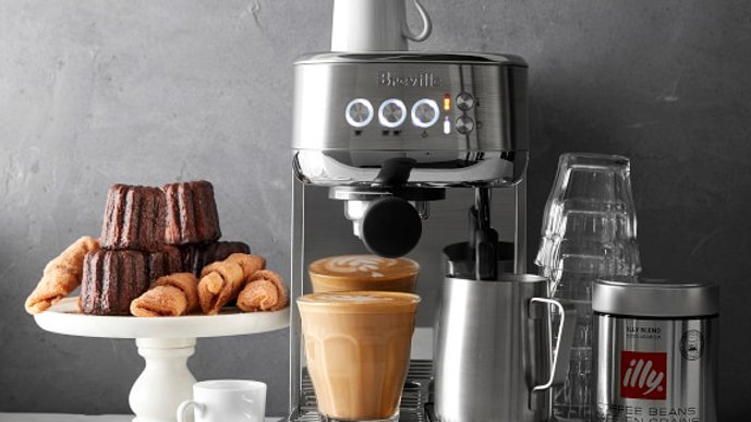 Breville Bambino Plus Stainless Steel (BES500SS)