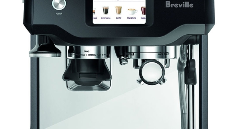 Breville Barista Touch Black Truffle (BES880BTR)