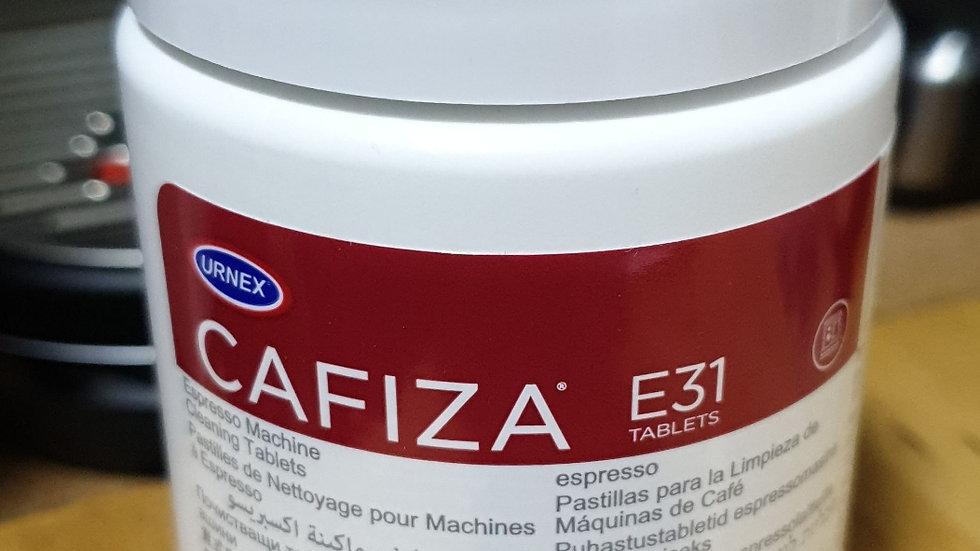 CAFIZA E31 Back Flushing Tablets