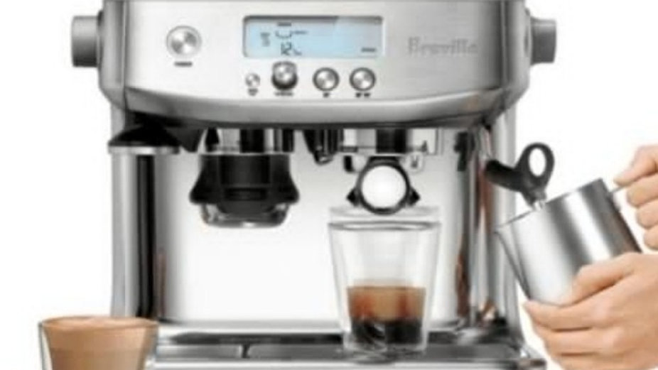 Breville Barista Pro Stainless Steel (BES878SS)
