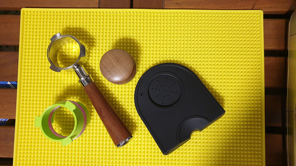Essential Coffee Accessories (5 items)