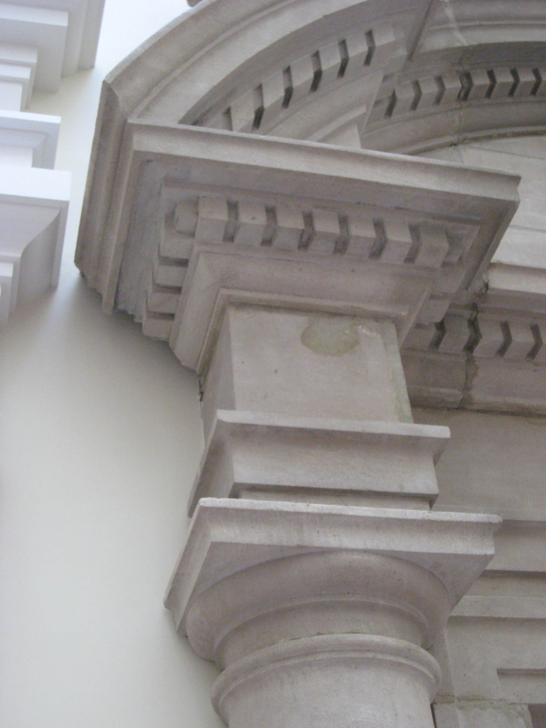 Stone Pilaster
