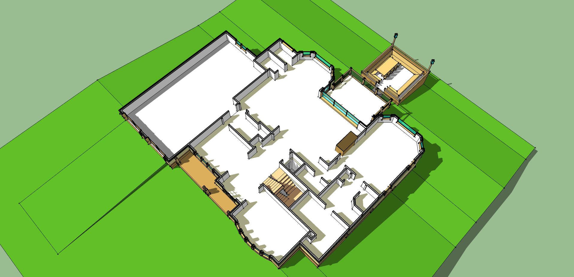 Plan Floor First