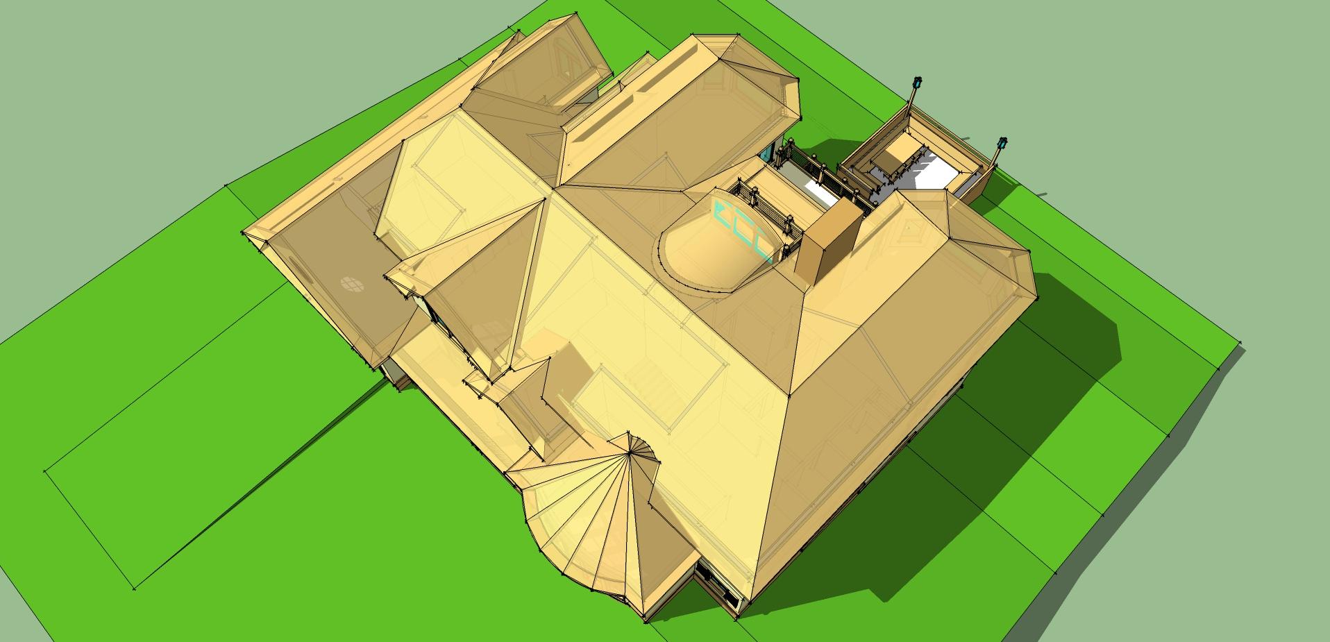Plan Roof