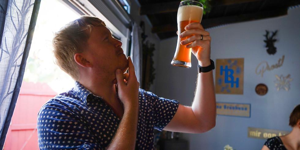 Brew Class:  Learn to brew - Bockbier ($45)